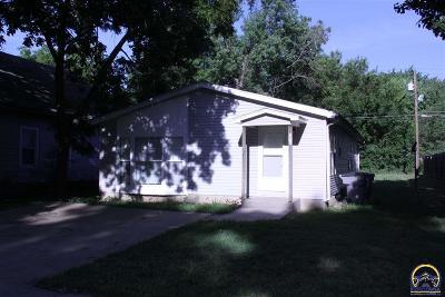 Emporia Single Family Home For Sale: 705 Sylvan St