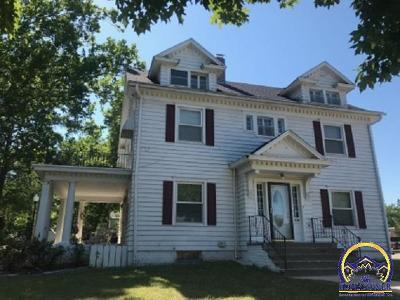 Emporia Single Family Home For Sale: 1431 State St