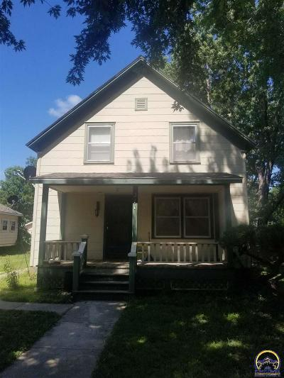 Madison Single Family Home For Sale: 211 N 4th St