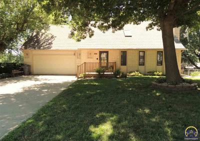 Emporia Single Family Home For Sale: 1813 Calle De Loma Dr