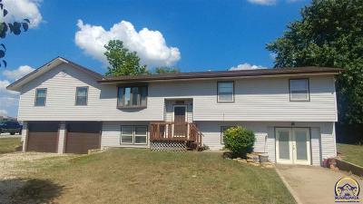 Lyndon Single Family Home For Sale: 1345 Adams St