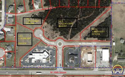 Topeka Residential Lots & Land For Sale: Lot 3 SE 28th Ter