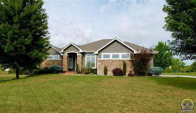 Topeka Single Family Home For Sale: 5021 NW Derby Dr