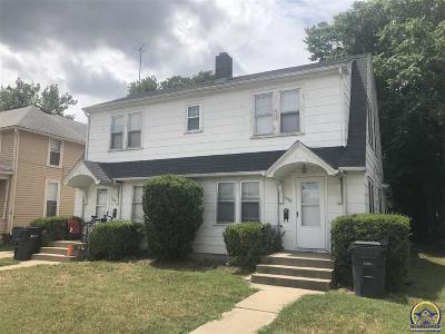 Emporia KS Multi Family Home For Sale: $99,500