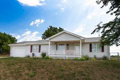 Lyndon Single Family Home For Sale: 1115 Ash Ct