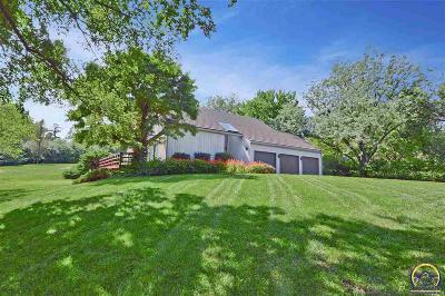 Topeka Single Family Home For Sale: 535 SW Danbury Ln
