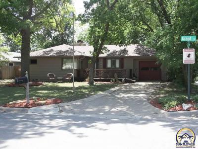 Emporia Single Family Home For Sale: 1337 Grand