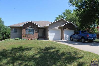 Emporia Single Family Home For Sale: 2054 E 6th Ave