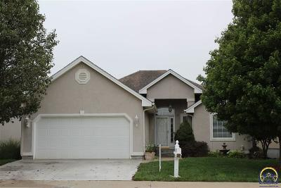 Topeka Single Family Home For Sale: 4515 SW Crenshaw Dr