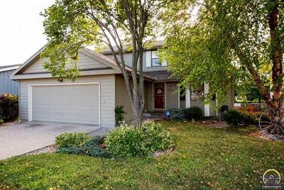 Topeka Single Family Home For Sale: 2826 SW Lincolnshire Ct