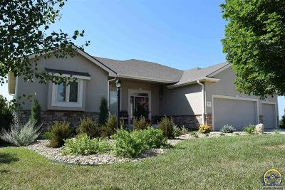 Topeka Single Family Home For Sale: 4540 SW Deer Run St