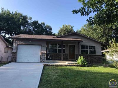 Emporia KS Single Family Home For Sale: $94,900