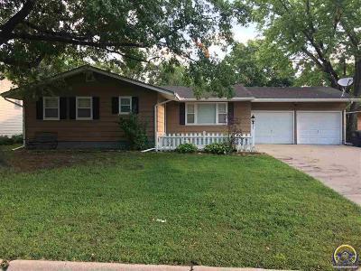 Emporia KS Single Family Home For Sale: $169,000