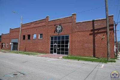 Emporia Commercial For Sale: 402 Merchant