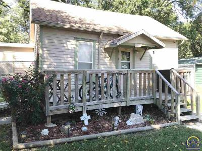 Emporia Single Family Home For Sale: 611 East St