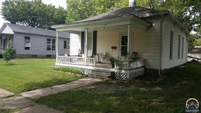 Emporia Single Family Home For Sale: 725 Neosho St