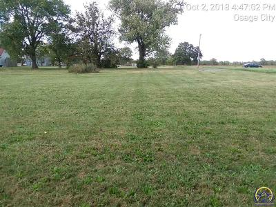 Osage City Residential Lots & Land For Sale: Brant St