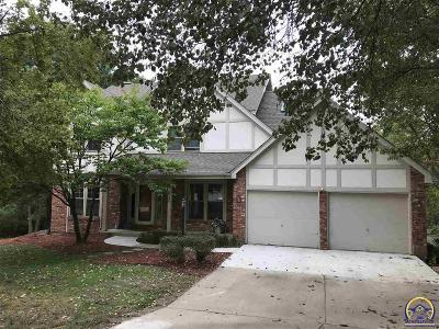 Topeka Single Family Home For Sale: 4650 SE Allen Ct