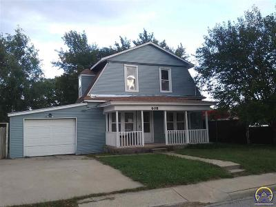 Emporia Single Family Home For Sale: 608 Whildin St