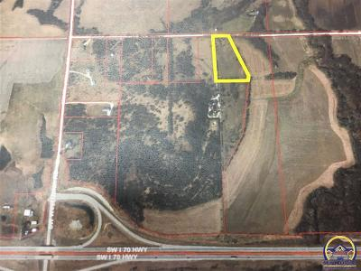 Topeka Residential Lots & Land For Sale: Tract 1a NW 4th St