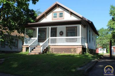 Emporia Single Family Home For Sale: 103 S Exchange St