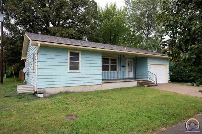 Osage City Single Family Home For Sale: 115 N 4th St