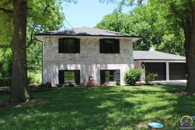 Emporia KS Single Family Home For Sale: $1,550