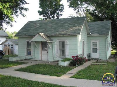 Emporia Single Family Home For Sale: 874 W 5th