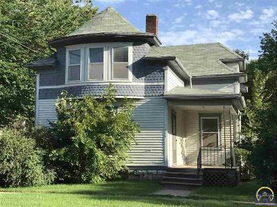 Emporia Single Family Home For Sale: 314 E Fifth St