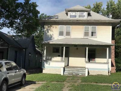 Emporia Single Family Home For Sale: 505 Exchange St