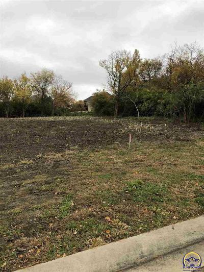 Topeka Residential Lots & Land For Sale: Xxx SW Clarion Lakes Dr