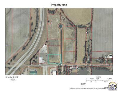 Topeka Residential Lots & Land For Sale: Lot 2, Blk A NW Cat Ct