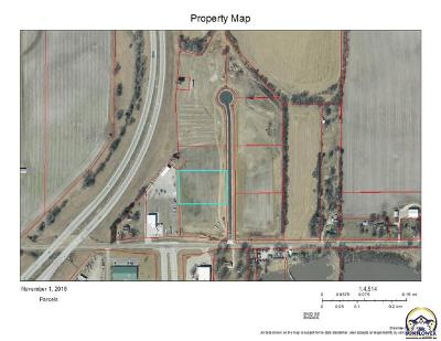 Topeka Commercial For Sale: Lot 3, Blk A NW Cat Ct