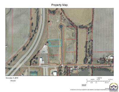 Topeka Commercial For Sale: Lot 4, Blk A NW Cat Ct