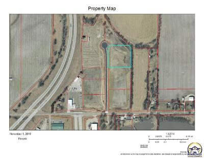 Topeka Commercial For Sale: Lot 9, Blk A NW Cat Ct