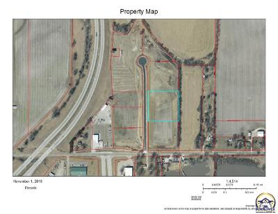 Topeka Commercial For Sale: Lot 10, Blk A NW Cat Ct