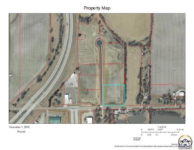Topeka Commercial For Sale: Lot 11, Blk A NW Cat Ct