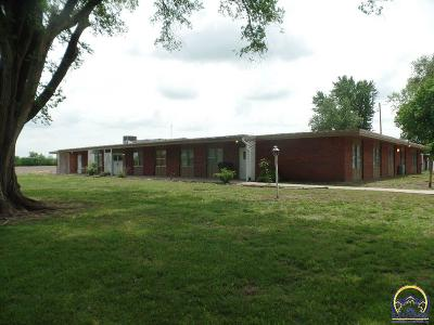 Topeka Commercial For Sale: 3401 NE Seward Ave