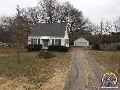 Topeka KS Single Family Home For Sale: $99,980