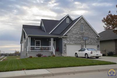 Emporia KS Single Family Home For Sale: $384,000