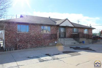 Topeka Commercial For Sale: 5942 SW 29th St