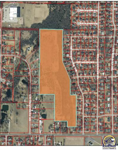 Topeka Residential Lots & Land For Sale: SE Downing Rd