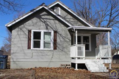 Osage City Single Family Home For Sale: 722 Market St
