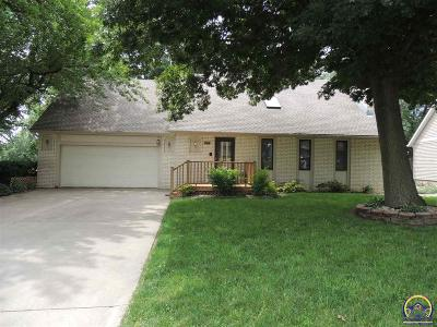 Emporia KS Single Family Home For Sale: $242,500