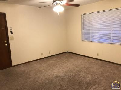 Emporia KS Multi Family Home For Sale: $495