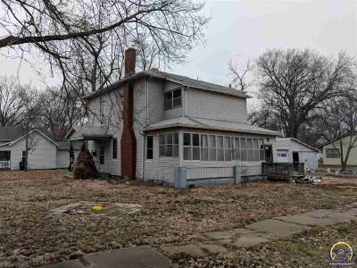 Osage City Single Family Home For Sale: 732 California St