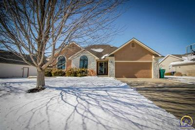 Topeka Single Family Home For Sale: 7742 SW 28th St
