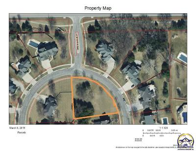 Topeka Residential Lots & Land For Sale: Lot 1 Spring Creek Ln