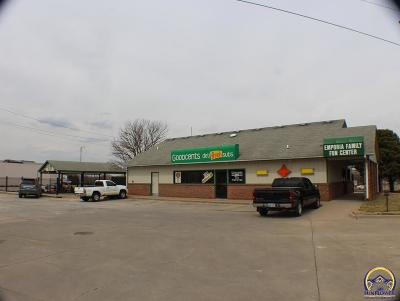 Emporia Commercial For Sale: 1004 E 12th Ave