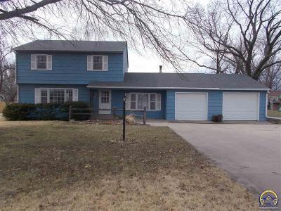 Emporia Single Family Home For Sale: 1821 Prairie St
